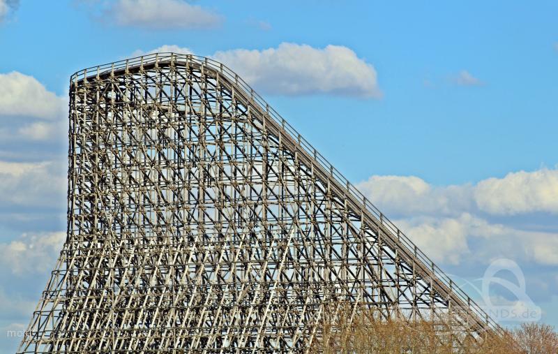 Colossos im Park Heide Park Resort Impressionen