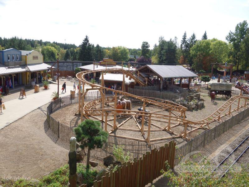 Indy-Blitz im Park Heide Park Resort Impressionen