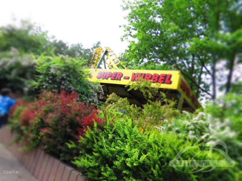 Super Wirbel im Park Holiday Park Impressionen
