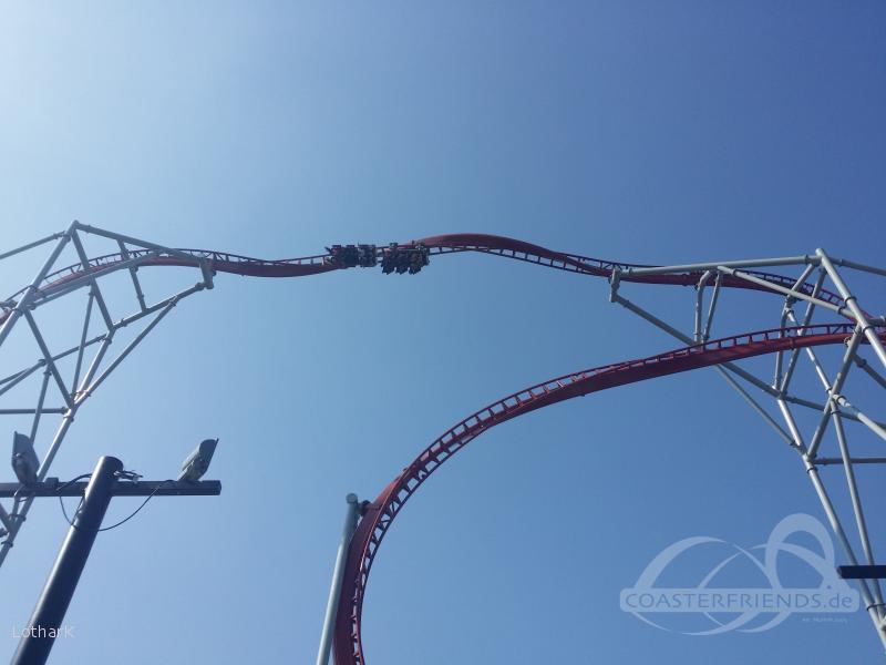 Sky Scream im Park Holiday Park Impressionen