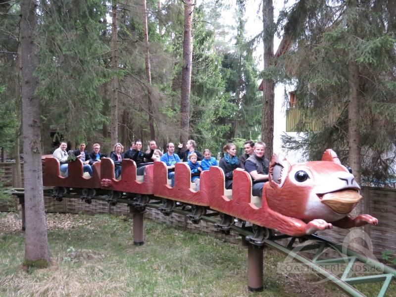Märchenwald im Isartal Impressionen