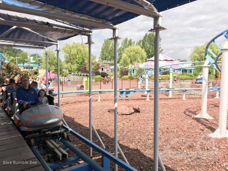 Backyardigans: Mission to Mars im Park Movie Park Germany Impressionen