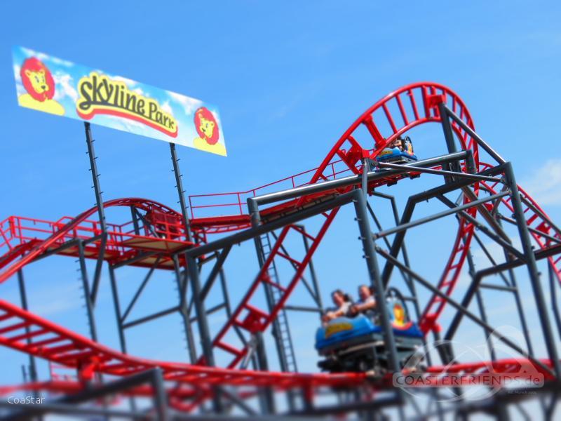 Sky Spin im Park Skyline Park Impressionen