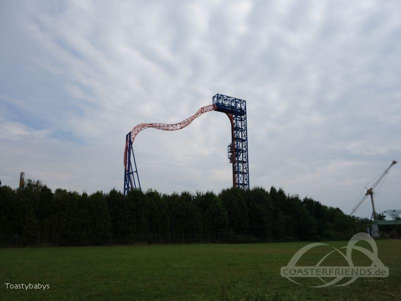 Sky Wheel im Park Skyline Park Impressionen