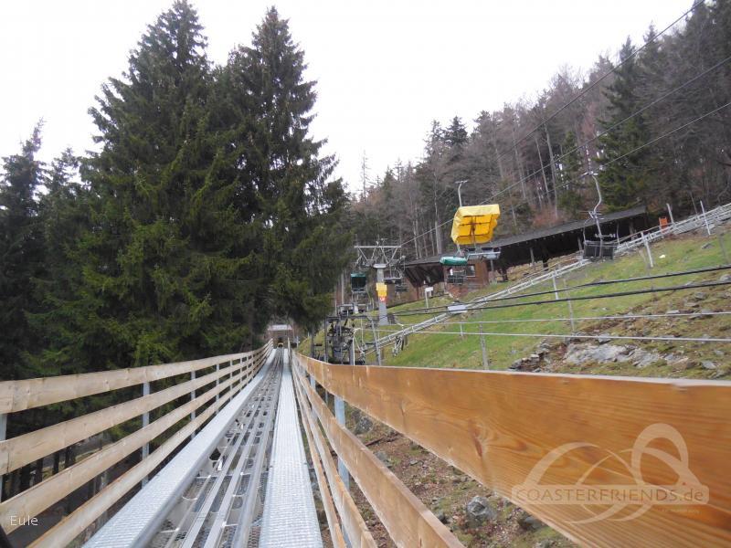 Coasterbahn im Park Steinwasen Park Impressionen
