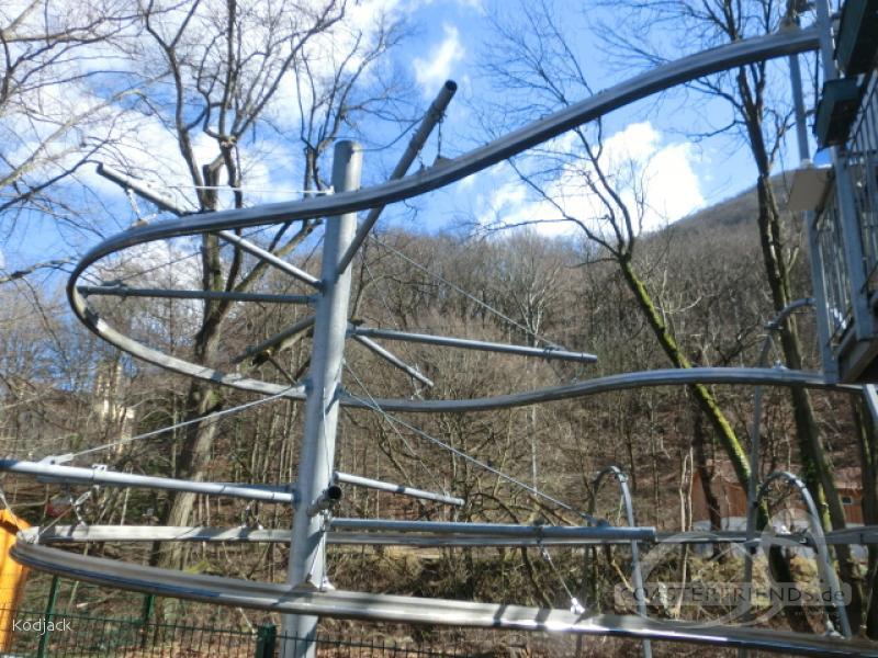 Boderitt im Park Erlebniswelt Seilbahnen Thale Impressionen