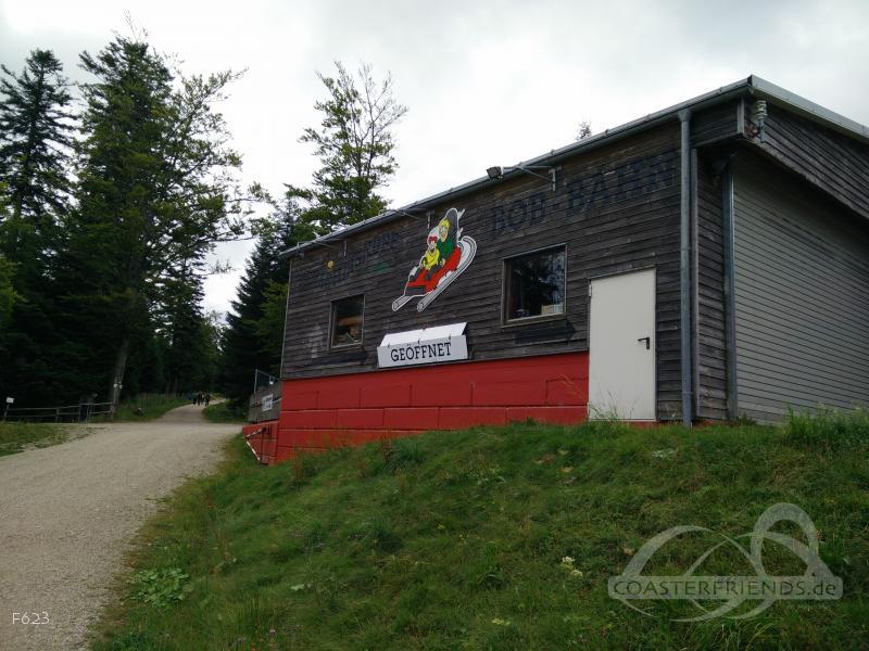 Mehliskopf-Bob im Park Freizeit- und Sportzentrum Mehliskopf Impressionen