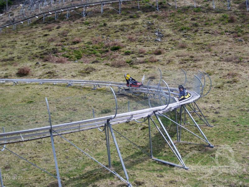 Hasenhorn Coaster im Park Hasenhorn-Sessellift Seilbahngesellschaft Todtnau Impressionen