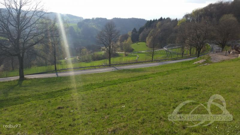 Odenwaldbob im Park Josef Wiegand Skiliftbetriebs-GmbH Impressionen