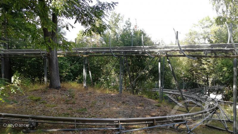 Scharmützelbob im Park Scharmützel-Bob-GmbH Impressionen