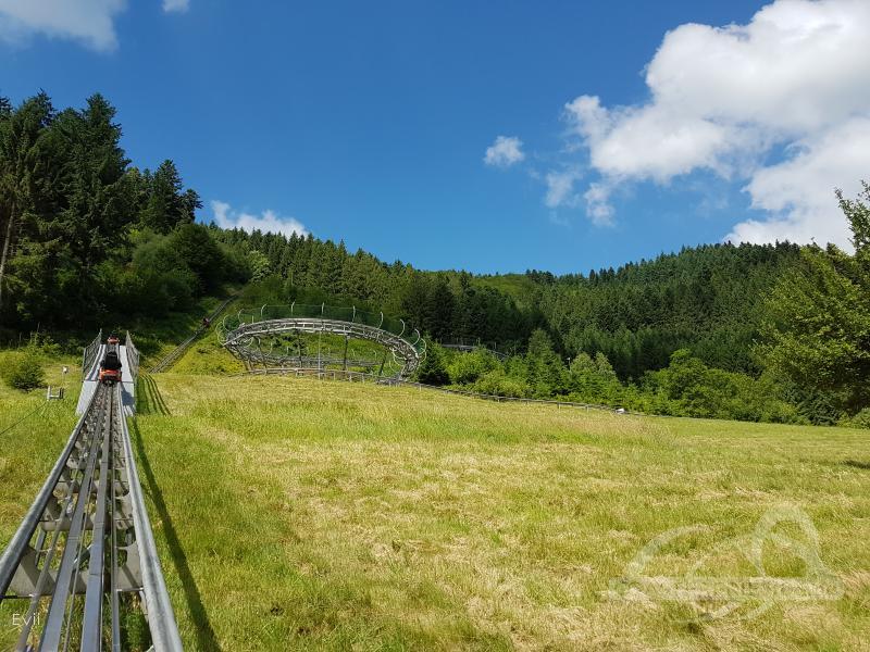 Schwarzwaldbob im Park Sommer-Rodelbahn Gutach GmbH & Co. KG Impressionen
