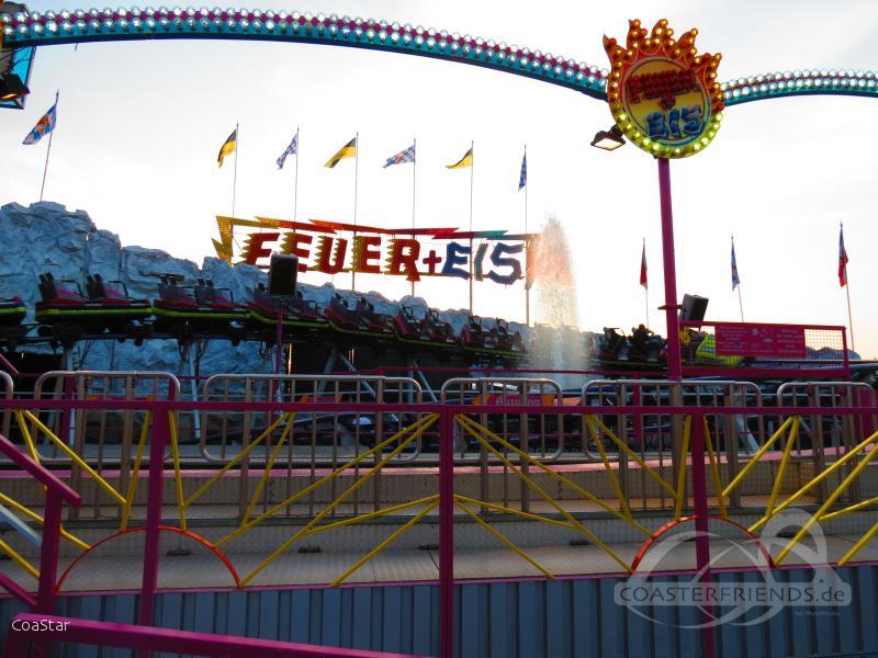 Feuer & Eis im Park Courtney Michael Impressionen