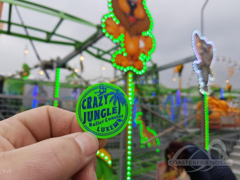Crazy Jungle im Park Luxem Tanja Impressionen