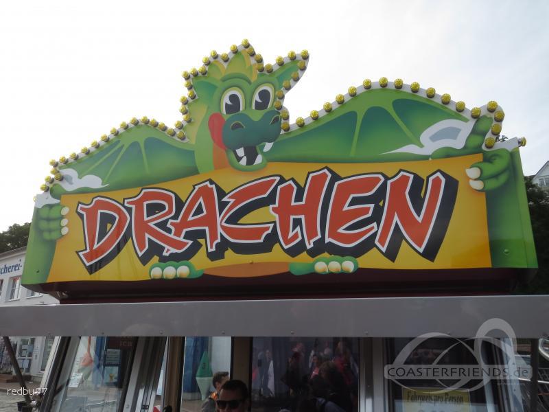 Drachen im Park Thiede Corinna Impressionen