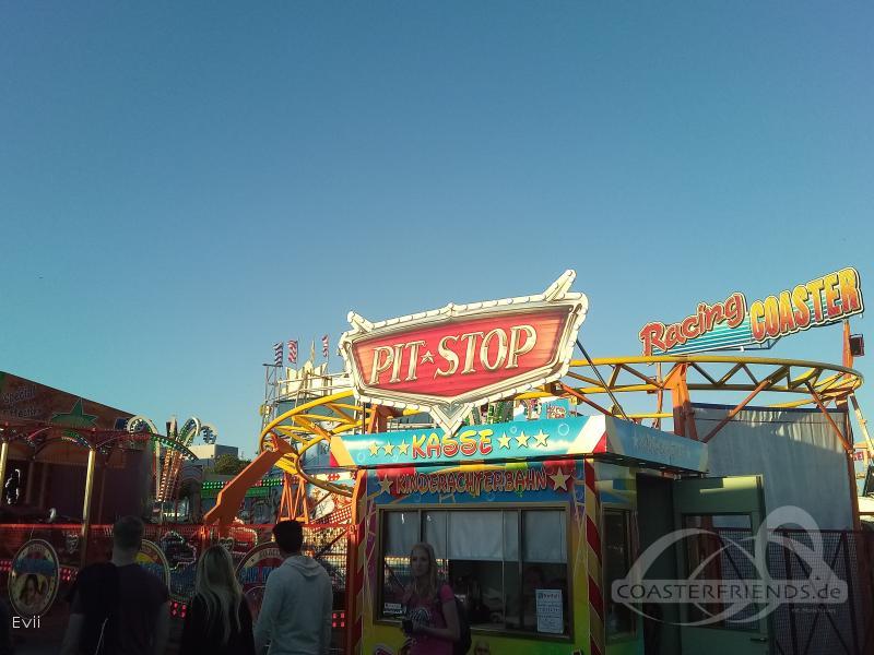 The Racing Coaster im Park Thoma Toni Impressionen