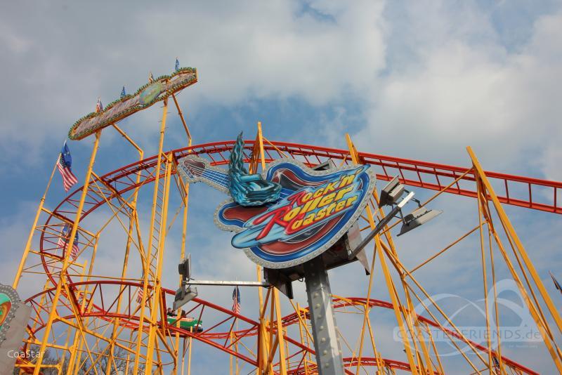 Rock & Roller Coaster (Die wilden 50er) im Park Vorlop Lutz Impressionen