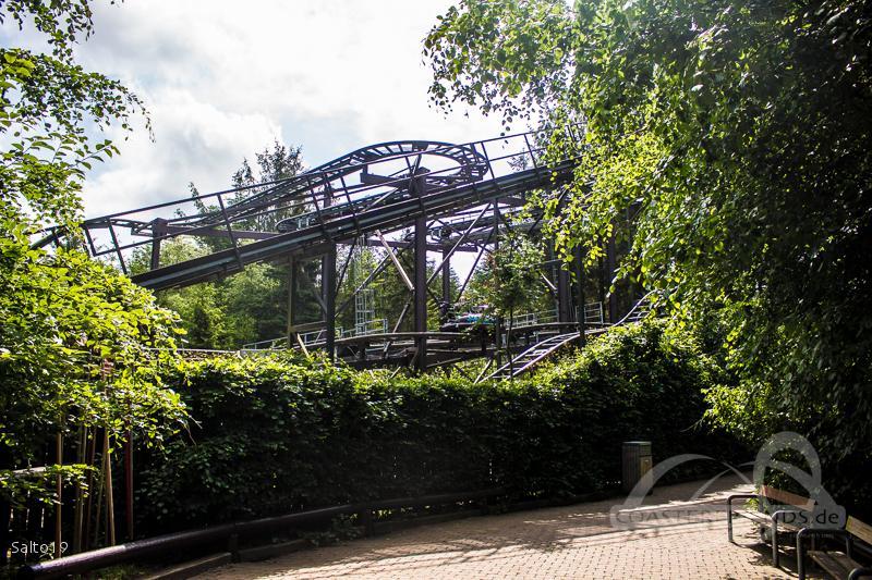Flagermusen im Park Farup Sommerland Impressionen