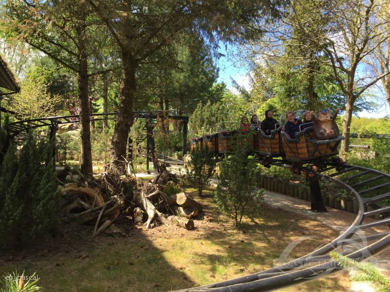 Pindsvinet im Park Farup Sommerland Impressionen