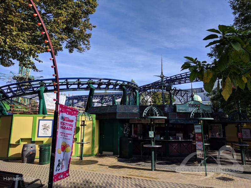 Mælkevejen (2019) im Park Tivoli Gardens Impressionen