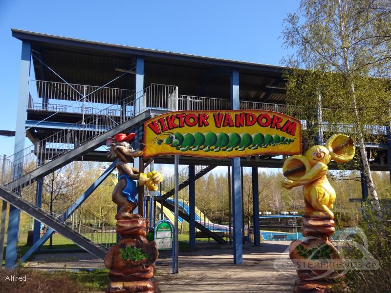 Viktor Vandorm im Park BonBon-Land Impressionen