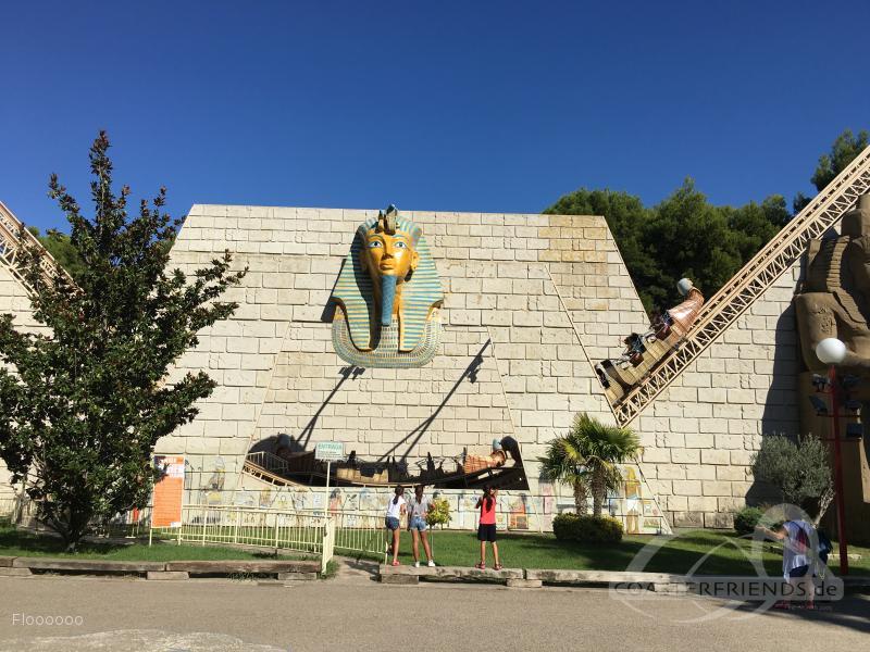 Parque de Atracciones de Zaragoza Impressionen