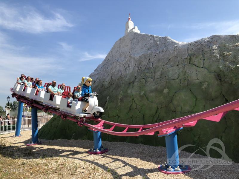 Parc Spirou Impressionen