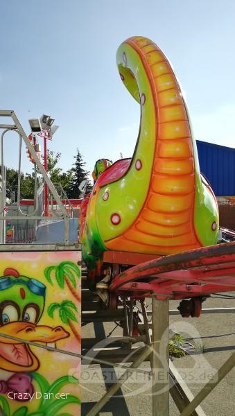 Family Ride im Park Loos Parc Impressionen