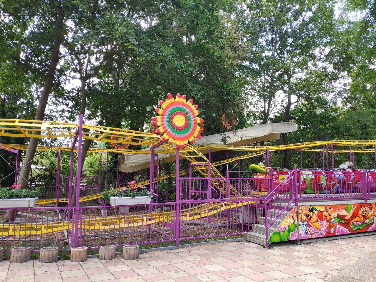 Souris Aventure im Park Royaume des Enfants Impressionen