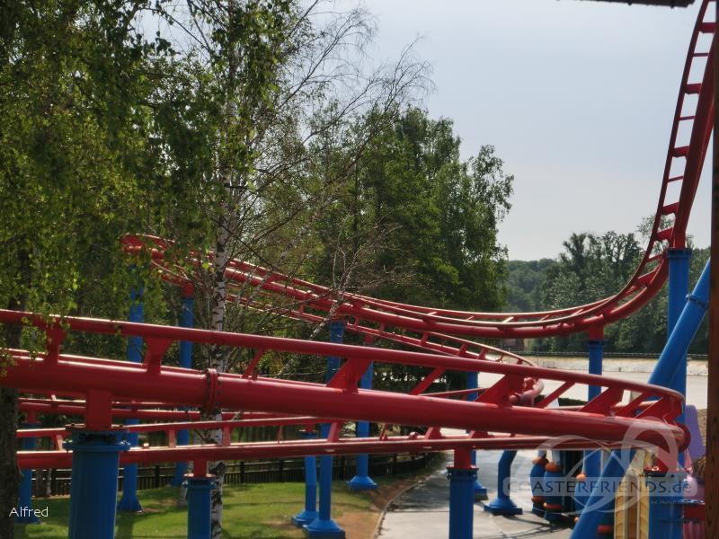 Parc Saint Paul Impressionen