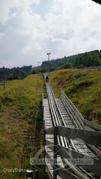 Schlitte Mountain im Park La Bellemontagne Impressionen