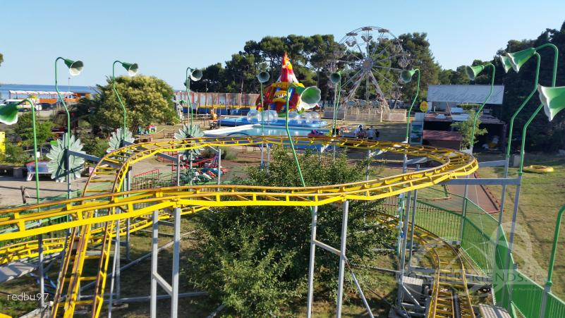 Family Worm im Park Family Park Impressionen