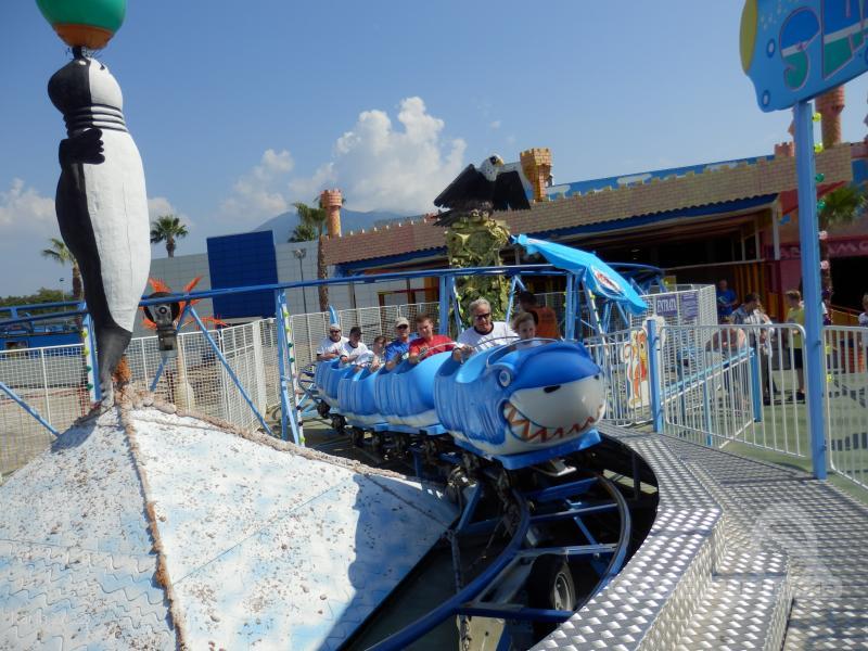 Shark Trip im Park Liberty City Fun Impressionen
