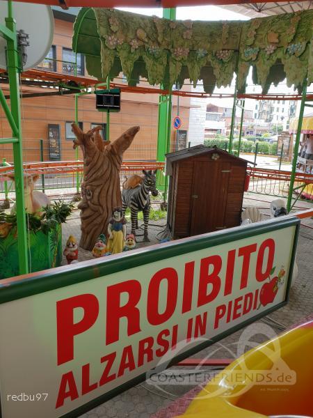 EuroPark Milano Idroscalo Impressionen