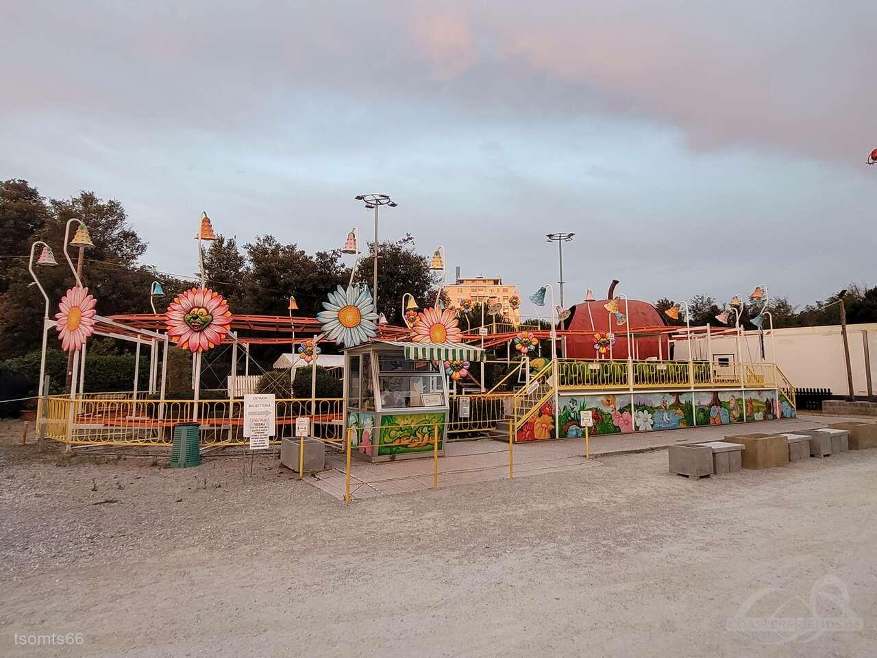 Luna Park di Tirrenia Impressionen