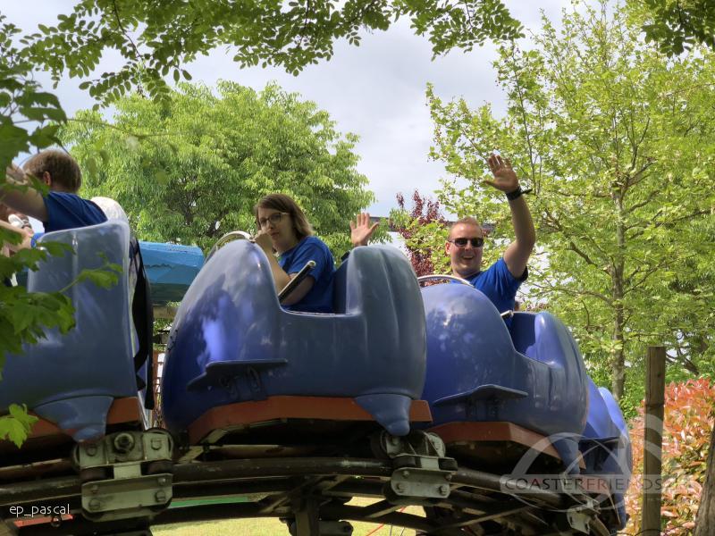 Bront'O'Ring im Park Movieland Park Impressionen