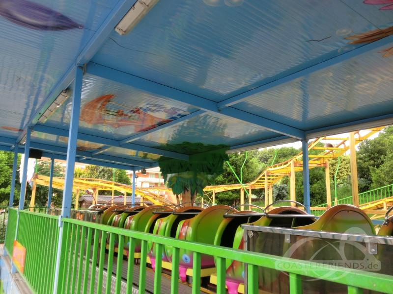Brucomela im Park Eden Park Impressionen