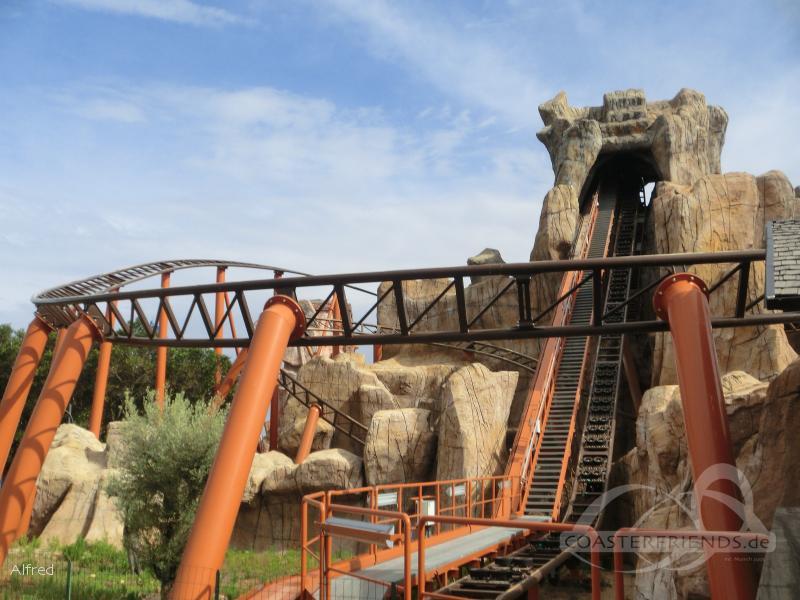 Eldorado im Park Etnaland Impressionen