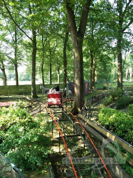 Rodelbaan im Park De Waarbeek Impressionen