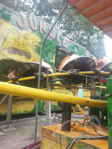 Jungle im Park Drouwenerzand Attractiepark Impressionen