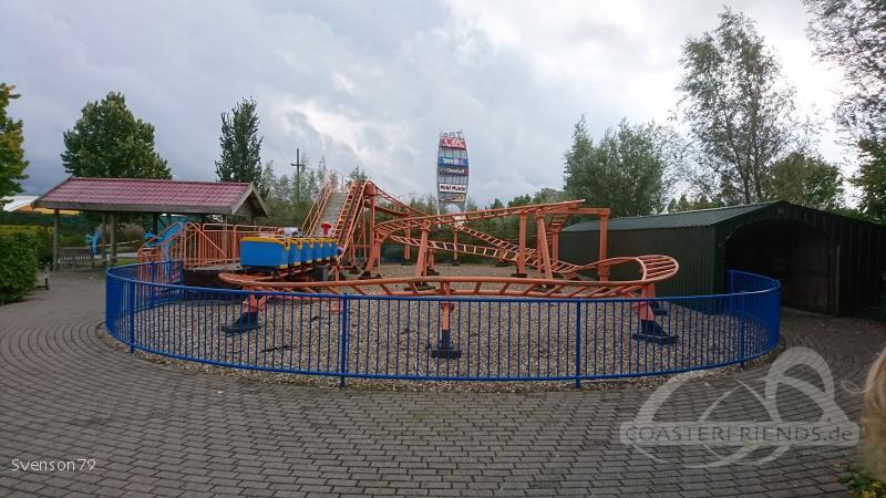 Familiepretpark Mini Mundi Impressionen