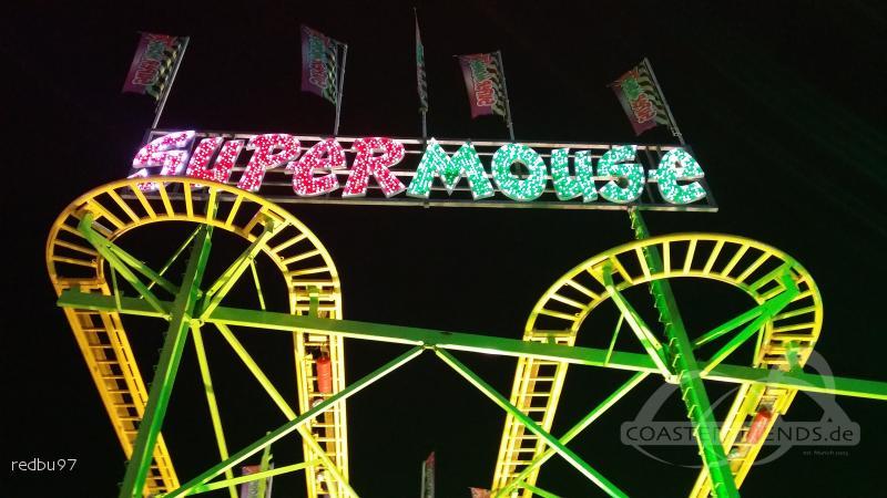 Super Mouse im Park de Voer Hans Impressionen