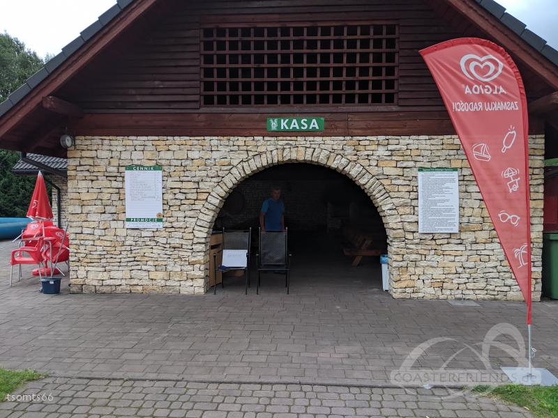 Dragon im Park Jura Centrum Impressionen