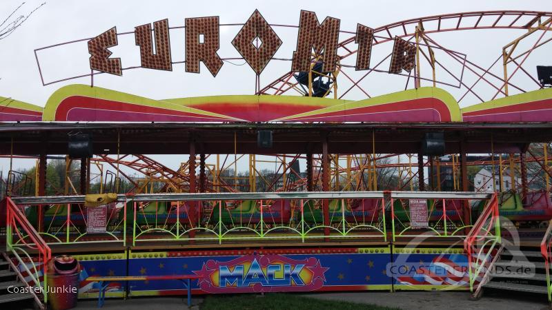 Euromir im Park Lunapark Robland Impressionen