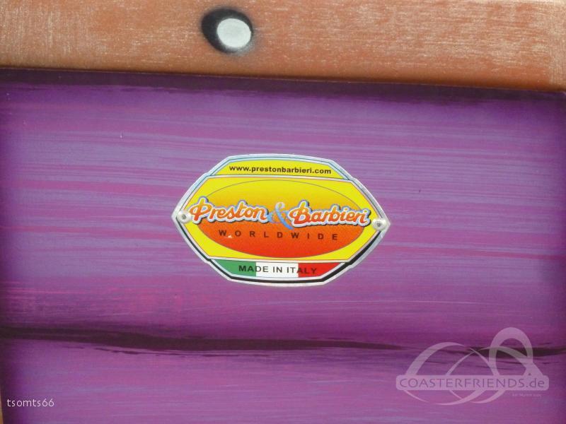 Stampbanan im Park Liseberg Impressionen