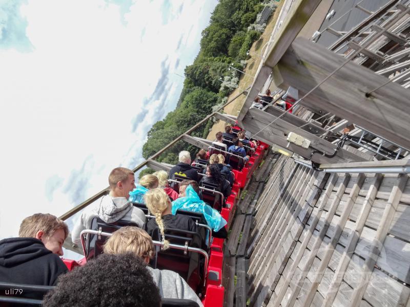 Balder im Park Liseberg Impressionen
