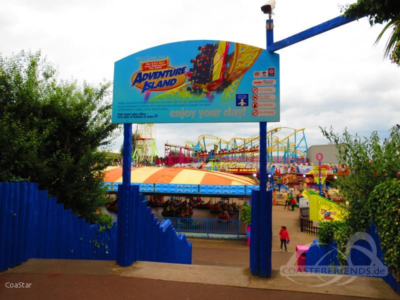 Mighty Mini Mega im Park Adventure Island Impressionen