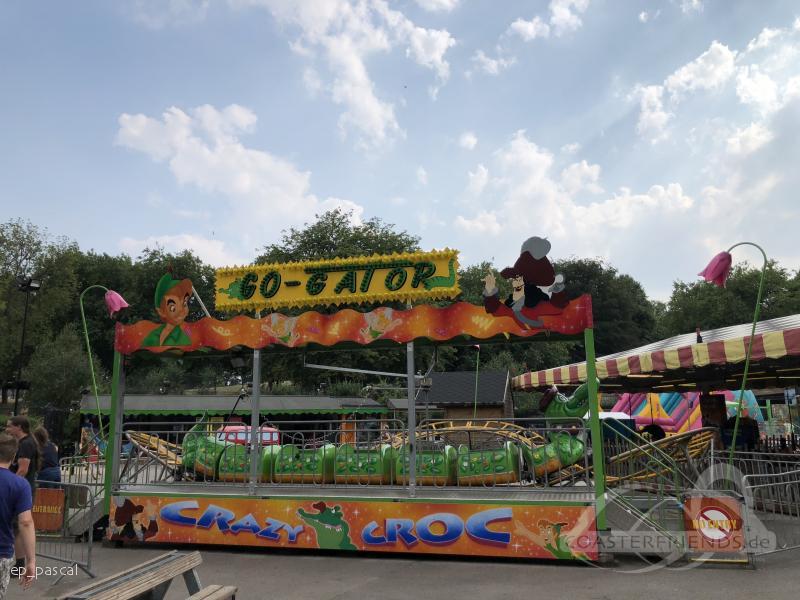 Go-Gator im Park Clifton Park Amusements Impressionen