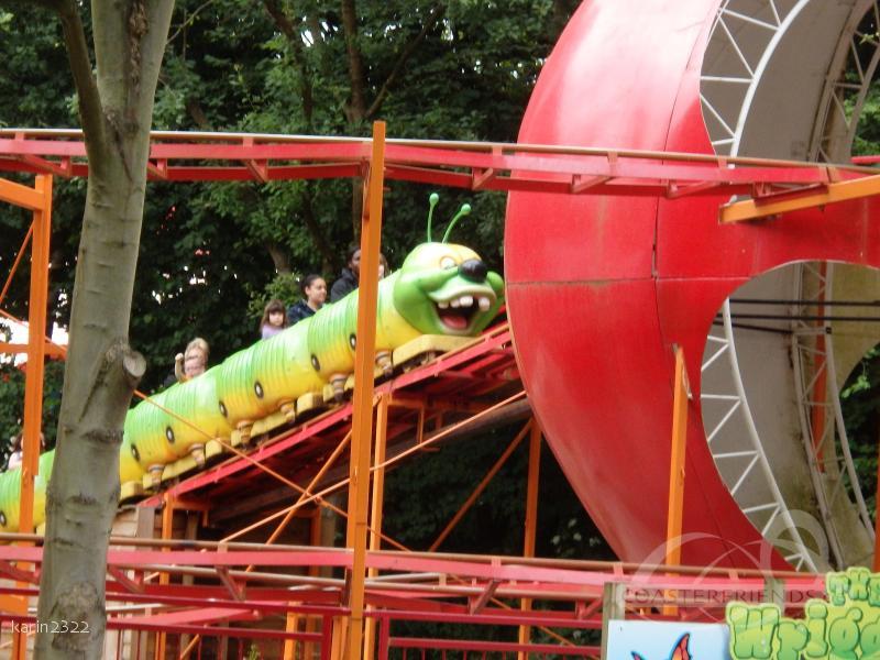 Wriggler im Park Gulliver's Warrington Impressionen