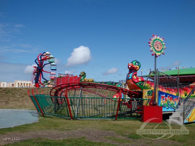 Southport Pleasureland Impressionen