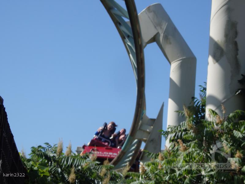 Colossus im Park Thorpe Park Impressionen